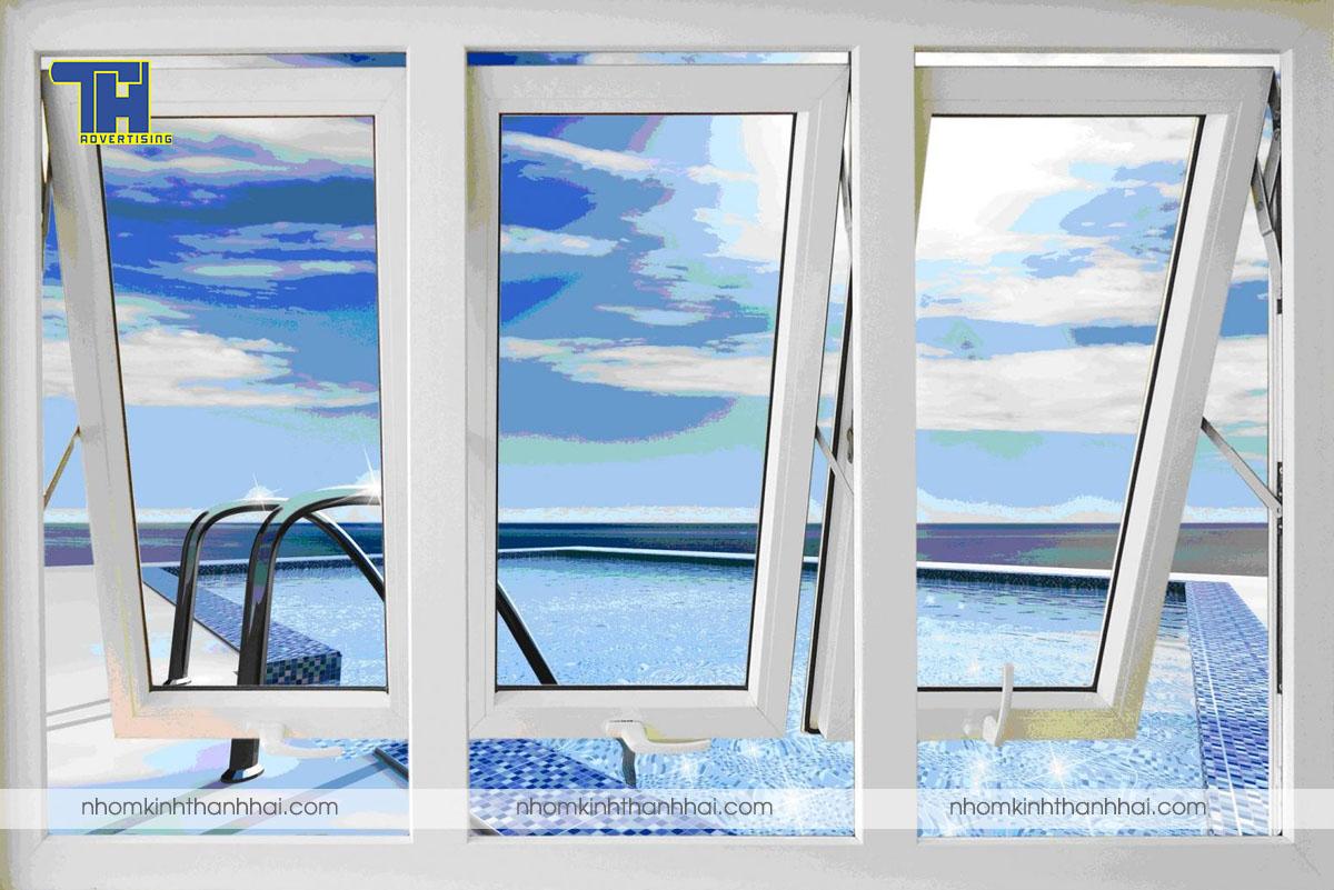 Cửa sổ nhôm kính Hà Tĩnh